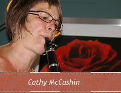 Cathy McCashin